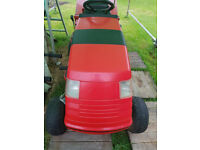 Ride on Mower Countax Quality sweeper mower