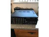 sato 8308 mixer amplifier