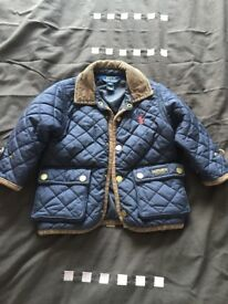 Boys Ralph Lauren coat 18m+