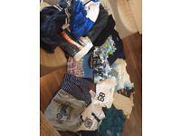 boys 12-13yrs clothes bundle