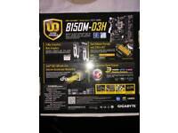 Gigabyte B150M-D3H Ultra Durable Motherboard ( LGA 1151 ) DDR4