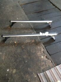 Genuine Saab 93 sportswagen estate roof bars
