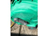 Hose Hozelock 2-in-1 Reel with Hose 2 with wheels 20 meters long