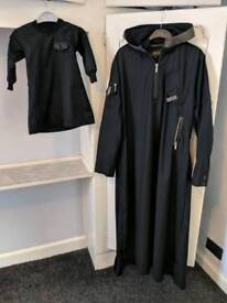 Baby boy and men/adult jubba size 22 and 54