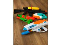 Water Gun Bundle
