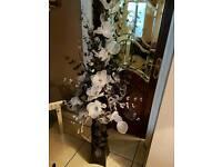 large floor flower vase