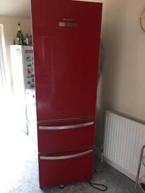 Hisense fridge freezer(read description)