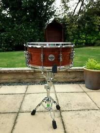 PDP (DW) 14 x 6.5 Bubinga Snare Drum