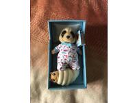 Baby Oleg compare the meerkat collectable