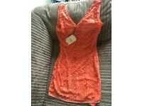 Love Label dress size 6 still with tags on.