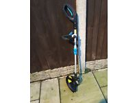 MAC ALLISTER 18V ELECTRIC CORDLESS GRASS TRIMMER £60 RRP