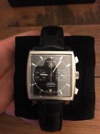 Tag Heuer Monaco Calibre 12 Automatic Chronograph Watch