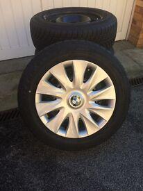 BMW 3 Series (F30) Winter Wheels & tyres