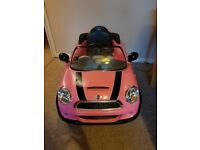 Pink Mini Ride On