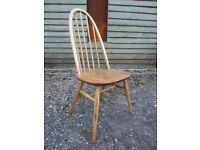 Fully Refurbished - Ercol Windsor/Quaker Dining Chair - Osmo Polyx Oil