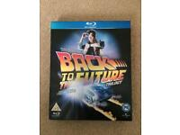 Back to the Future Trilogy Blu Ray set - excellent condition!