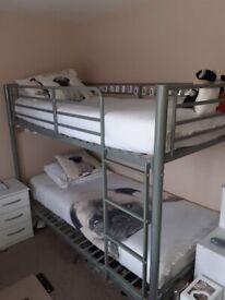 sliver bunk beds