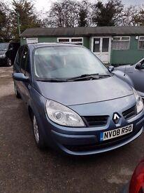 Renault megane scenic 2008 1.6
