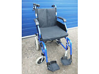 Enigma wheelchair with Drive electric powerstroll