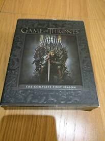 Game of Thrones: Season 1 Blu-ray
