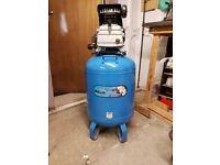 100 litre Vertical Upright Air Compressor