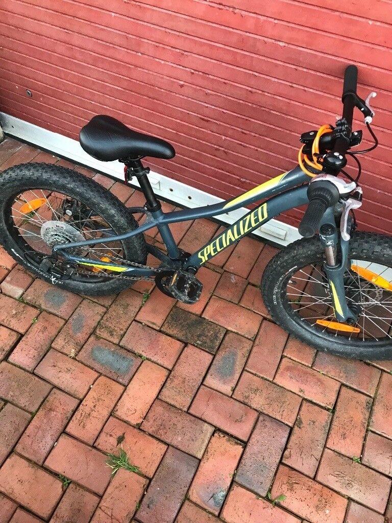 0e6ffdd930f Specialized riprock 20w boys bike 6/11 years | in Swansea | Gumtree