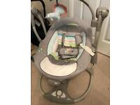 Ingenuity baby swing with vibration and sounds