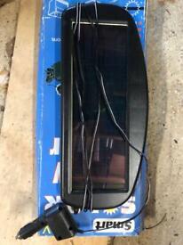 Solar car charger