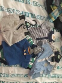 Boys clothes never been worn