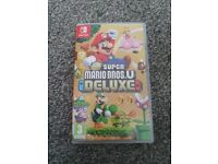 Super Mario Bros Deluxe for Nintendo Switch