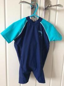 Age 2 float aid swim suit