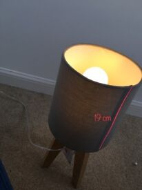 Bedside lamp *barely used*