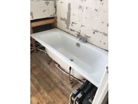 New Double Ended Bath