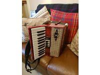 Royal standard 48 bass accordion