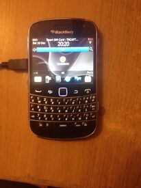 BlackBerry Bold 9900 (Vodafone) Black