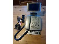 Amstrad emailer and telephone
