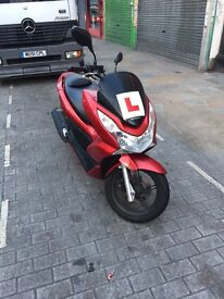 Honda PCX 2014 - Excellent for learners
