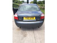 Audi A4 1.8 turbo full MOT need gone swaps or cash ( not skoda a3 golf gti tdi vrs seat Leon )