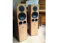 Eltax symphony 6.2 floor standing speakers