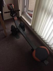 fold away rowing machine