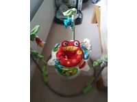 Fisher Price Jumperoo Jungle