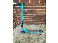 Osprey stunt scooter blue