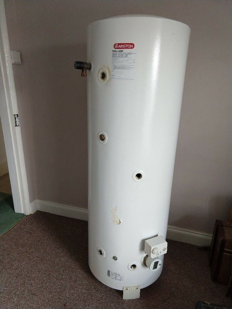 Ariston 210litre Indirect Unvented Cylinder Never Fitted