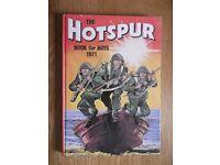 Hotspur 1971 - comic annual