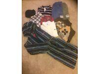 Bundle of boys clothes size 9-13 designer / quality brands