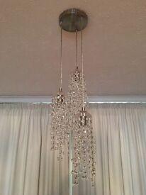 Chandelier light fittings