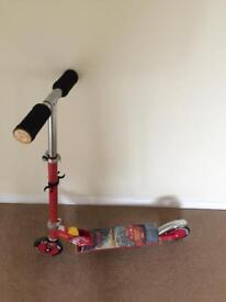 Nearly New Folding Scooter For Sale