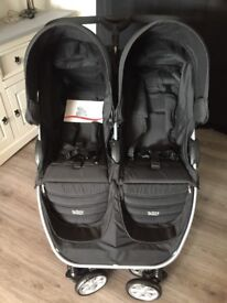New Double Pram For Sale