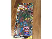 Iphone 5/5s marvel comics Iphone case