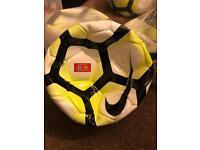 Nike size 5 footballs brand new